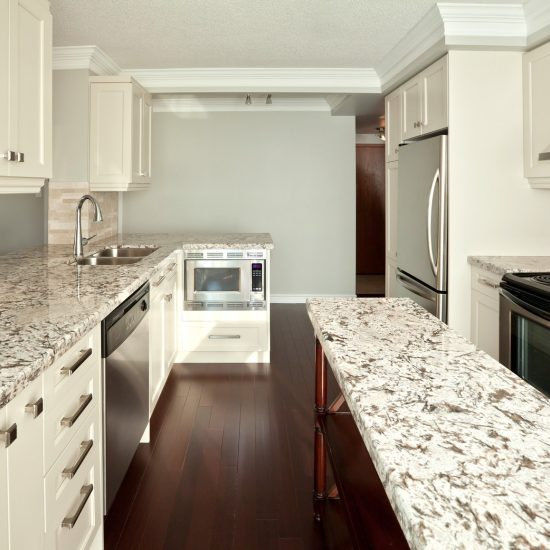 Remodeling with Marble Countertops- Why White Is Worth Considering