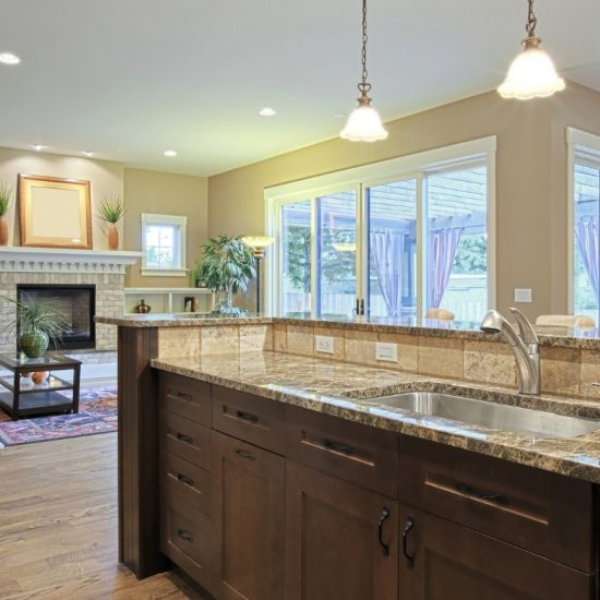 Two Things to Assess Before Buying Granite Countertops for Your Home