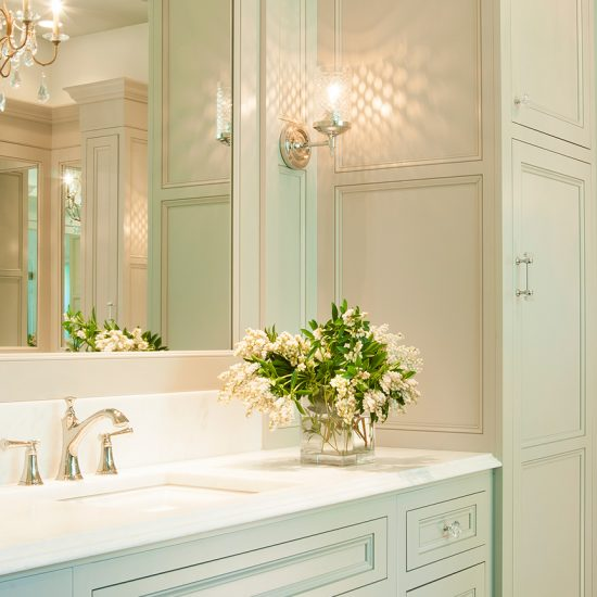 Bianco Imperial Honed–Marble–Install–Bath2