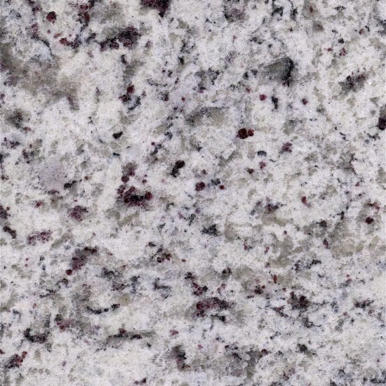 Verona White–Granite–CloseUp